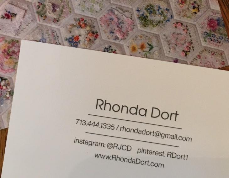 RhondaDort.com 2018